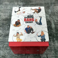The Big Bang Theory The Complete Series 1-12 DVD Fast shipping Priority Mail