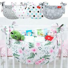 BABYLUX Babybetttasche Organizer BETTTASCHE Spielzeugtasche Tasche Babybett