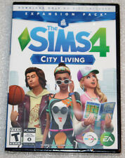 The Sims 4 City Living Expansion - Windows PC Mac - NEW & SEALED
