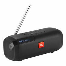 JBL Tuner Tragbarer Bluetooth-Lautsprecher DAB/DAB+ UKW Radio Kabellos Schwarz