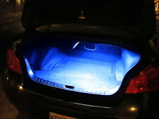 18-SMD Super Blue LED Strip Light For Car Trunk Cargo Area or Interior
