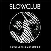 SlowClub Complete Surrender 3 Bonus Tracks Deluxe Edition New + Sealed Slow Club