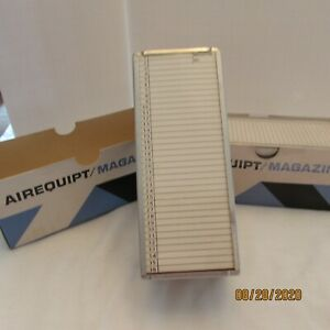 """Airequipt Magazine For 2""""x2"""" Picture Slides - 2 total"""