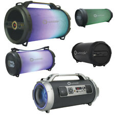 Portable Wireless Bluetooth Speaker Boombox Bass Stereo Bocinas SD FM Radio AUX