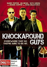 Knockaround Guys - Action / Thriller / Violence - Vin Diesel - NEW DVD