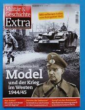 Militär & Geschichte Extra Sonderheft Nr.9  2018 Model  ungelesen 1A abs. TOP
