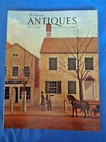 The Magazin ANTIQUES Aug 1974 John Gray House Mineral Point WI Russian Furniture