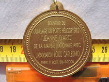JEANNE D'ARC  - PORTE HELICOPTERES + NAVIRE ECOLE  - MEDAILLE 2005