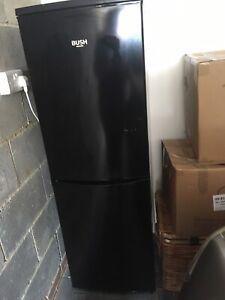 Bush BSFF50152B Fridge Freezer Black