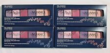 Lot of 4 Nuance Salma Hayek Endless Eye Effects Shadow 810 Sunset Visions New