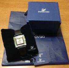 Beautiful Swarovski Crystal Time Women's Watch w/ Box. Ref:1792758