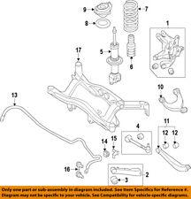 SUBARU OEM 08-15 Forester Stabilizer Sway Bar-Rear-Link 20470AJ010