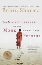 Secret Letters from the Monk Who Sold His Ferrari by Robin Sharma (2012,...