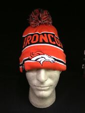 Denver Broncos 2013-14 On-Field Coaches Sideline Knit Hat New Era Peyton Manning