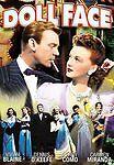 Doll Face DVD, Donald MacBride, Vivian Blaine, Perry Como, Boyd Davis, Hal K. Da