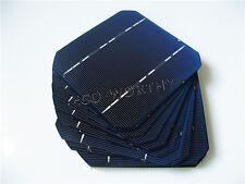 40pcs 5x5 125x125mm high power mono solar cells DIY 100W solar panel Charger