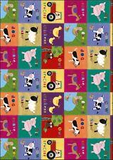Paquete De Papel De Envoltura De Corral Collage Envoltura conjunto 2 X hojas de papel de regalo y 2 Etiquetas X