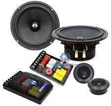 """ES-620X484 CDT AUDIO 6.5"""" LOUD COMPONENT SPEAKERS TWEETERS MIDS CROSSOVER ES-620"""