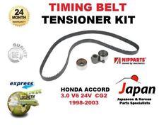 FOR HONDA ACCORD Mk VII 3.0 V6 24V CG2 1998-2003 TIMING CAM BELT TENSIONER KIT
