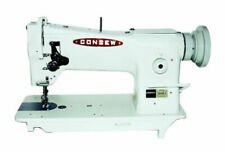 Consew 206Rb-5 Triple Feed, Upholstery Walking Foot Sewing Machine - Head Only