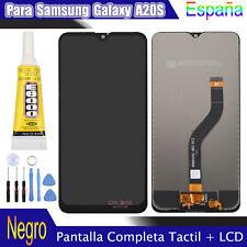Pantalla para Samsung Galaxy A20S Completa LCD Negro Display Frontal Completo ES
