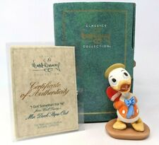 Wdcc Disney Nephew Duck I Got Somethin' For Ya Mr. Duck Steps Out Box & Coa A003