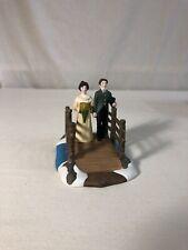 "Department 56 England Village Accessories A New Beginning Figurine, 3"", Multico"