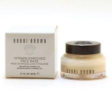 Bobbi Brown Vitamin Enriched Face Base Foundation Primer Full Size 1.7 oz.
