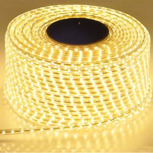LED Strip 220V 240V 5050 Waterproof Tape Rope Outdoor Commercial Lights UK Plug