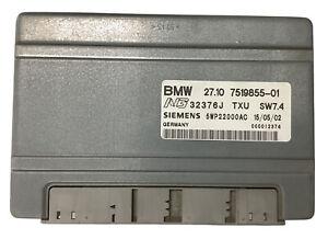 2003 Land Rover Range Rover HSE 4.4 Transfer case Control Module 27107519855