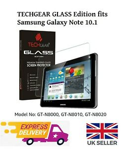 Tempered Glass Screen Protector For Samsung Galaxy Note 10.1 N8000 /N8010/ N8020