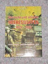 Deutsche und Alliierte Heereswaffen 1939 - 1945 , Podzun Pallas Verlag