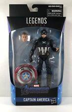 Marvel Legends Avengers Worthy Captain America Mjolnir Walmart Exclusive