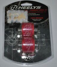 Heels replacement wheels 5061 Starburst wheel kit for FATS models size UK 6-7