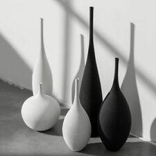 Minimalist Handmade Art Vase Modern Ceramic Ornament Living Room Home Decoration