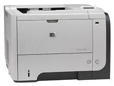 BUNDLE! HP LaserJet P3015N Printer & New 55A Toner Cartridge, USB & Power Cord
