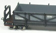 H0e Brigadewagen 1274 Westmodel Kleinserie Messing TOP 14
