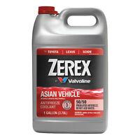 ZEREX 675130 Asian Antifreeze,1 gal.,RTU