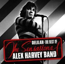 The Sensational Alex Harvey Band Delilah Best of Greatest 2013 CD