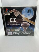 ET 20th Anniversary - PS1 - Complete With Instructions