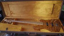 Fender American Deluxe Jazz Bass mit 18V Boost von 2003 incl. G&G Koffer