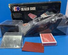 Excalibur Professional 4 Deck Dealer Shoe (1 Deck Included) Open Box
