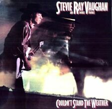 STEVIE RAY VAUGHAN Couldn't Stand The Weather 2 x 180gm Vinyl LP NEW SEALED Mov