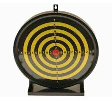 CASCO Airsoft appiccicoso Target BB Large 30cm -12 pollici rotonda SHOOTING TARGET SET H-6121