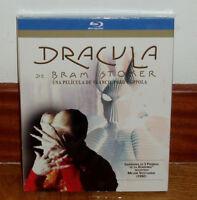 DRACULA-BRAM STOKER´S DRACULA-BLU-RAY-NUEVO-PRECINTADO-NEW-SEALED-SLIPCOVER