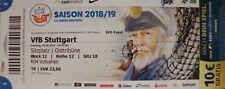 Ticket DFB Pokal FC Hansa Rostock - VfB Stuttgart 18.08.2018 - Ostseestadion