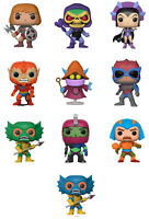Funko POP! Television ~ MASTERS OF THE UNIVERSE FIGURE SET w/CHASE & SPECIALTY