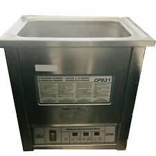 CEIA CP 831 DIGITAL ULTRASONIC CLEANING MACHINE UNTESTED FOR PARTS OR REPAIR