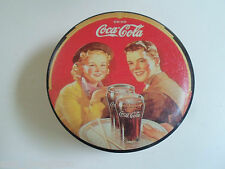 Excellent Retro Style Tin Advertising Coca-Cola - Excellent Condition