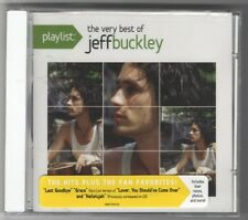 PLAYLIST / THE VERY BEST OF JEFF BUCKLEY [CD, 2013] NEW - 12 songs + live tracks